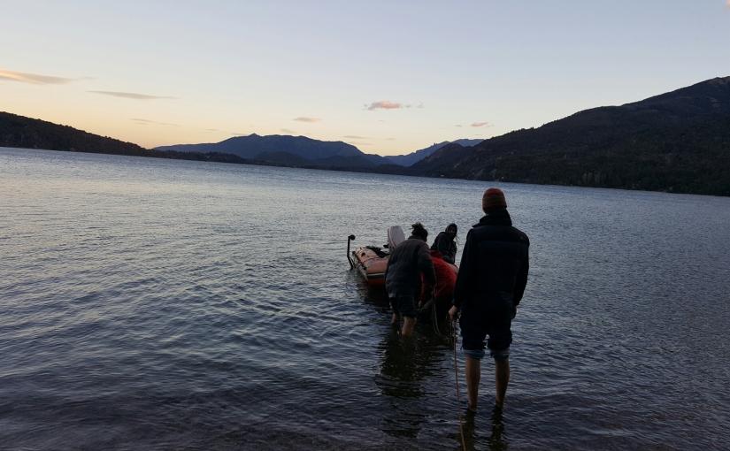 7 lagos: Bariloche, La Angostura, San Martin de losAndes