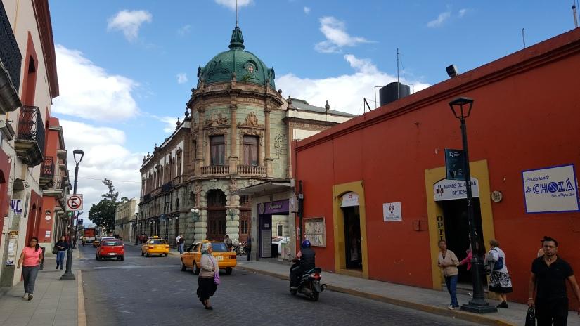 Oaxaca – ich finde eineReisegefährtin