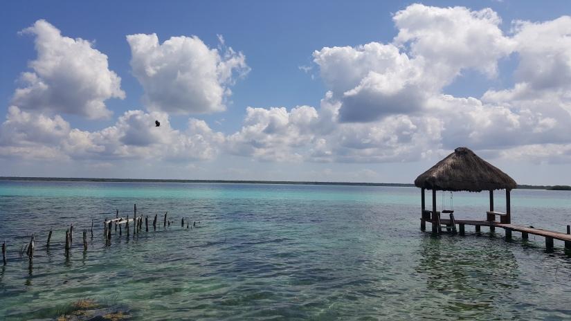 Bacalar – der7-Farben-See