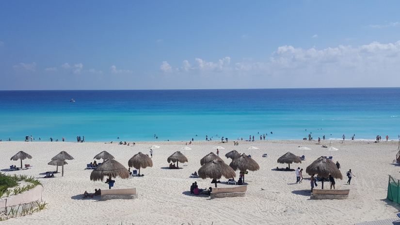 Tulum, Playa del Carmen, Cancun –Tourihochburg