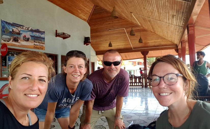 Gewohnter Stopp in Virginia, erfrischendes Nicaragua und Abschluss auf sunnyHolbox