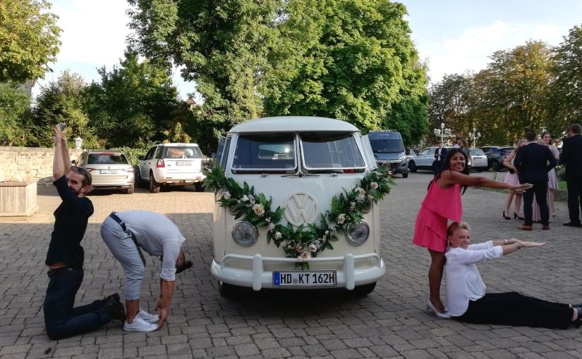 Sommer in Deutschland – als Fremde zurück insVertraute
